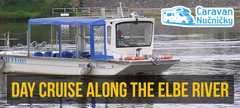 All-day cruise on the Elbe